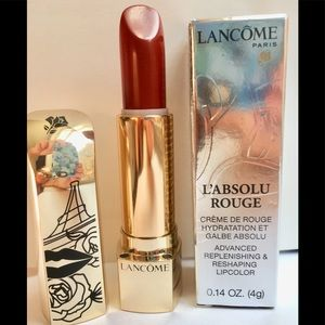 Lancome L'Absolue Lipstick 186 Rouge Desir